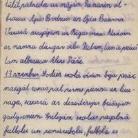 Diaries of Teenager Ēriks in 1970s