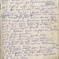 Alīdas Āriņas dienasgrāmata