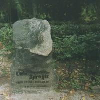 Ulda Sproģa kapa vieta