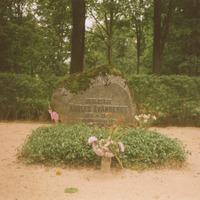 Ādolfa Švēnberga kapa vieta