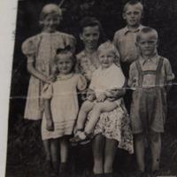 Grēniņu ģimene 1951. gadā