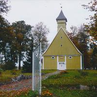 Līvbērzes katoļu baznīca