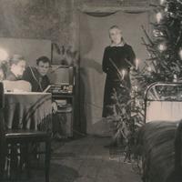 Silvija Priedniece Ziemassvētkos