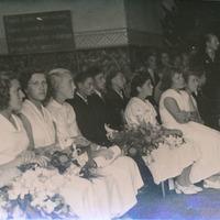 Silvijas Priednieces pilngadības svētku ceremonija