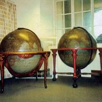 G.F.Stendera darinātie globusi