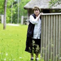 Anna Kuzina pie Braku muzeja