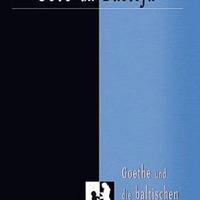 1119415-01v-Gete-un-Baltija-Goethe-und-die-baltischen-Lander
