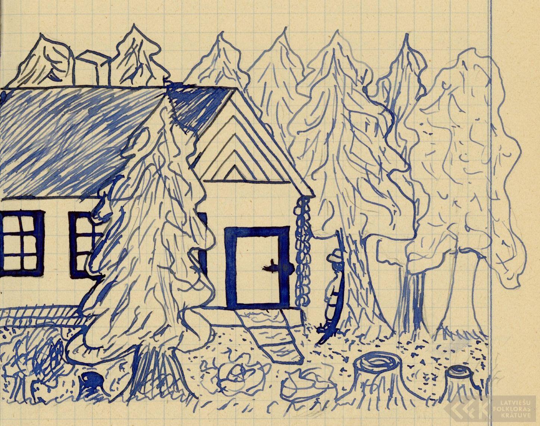 Pasakas ilustrācija