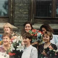 LU Teātra zinātnes 1. kursa izlaidums 1995. gadā