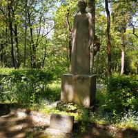 Jāņa Poruka kapa piemineklis