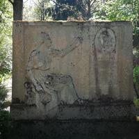 Piemineklis rakstniekam Haraldam Eldgastam