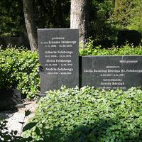 Felsbergu dzimtas kapi