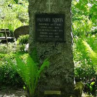 Palēviču dzimtas kapi