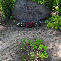 Ignata Muižnieka kapavieta