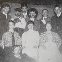 Jāņa Steika izrādes dalībnieki Bostonā