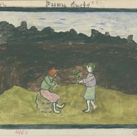 Puķu duets