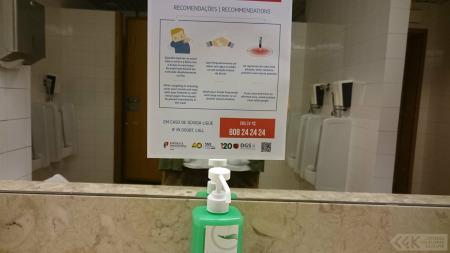 Instrukcija par roku mazgāšanu