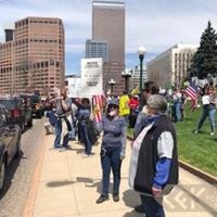 Protesti Denverā