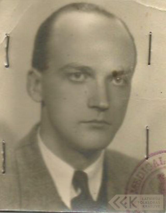 Gundars Drillis 1948. gadā