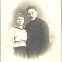 Emma and Ansis Kalderovskis