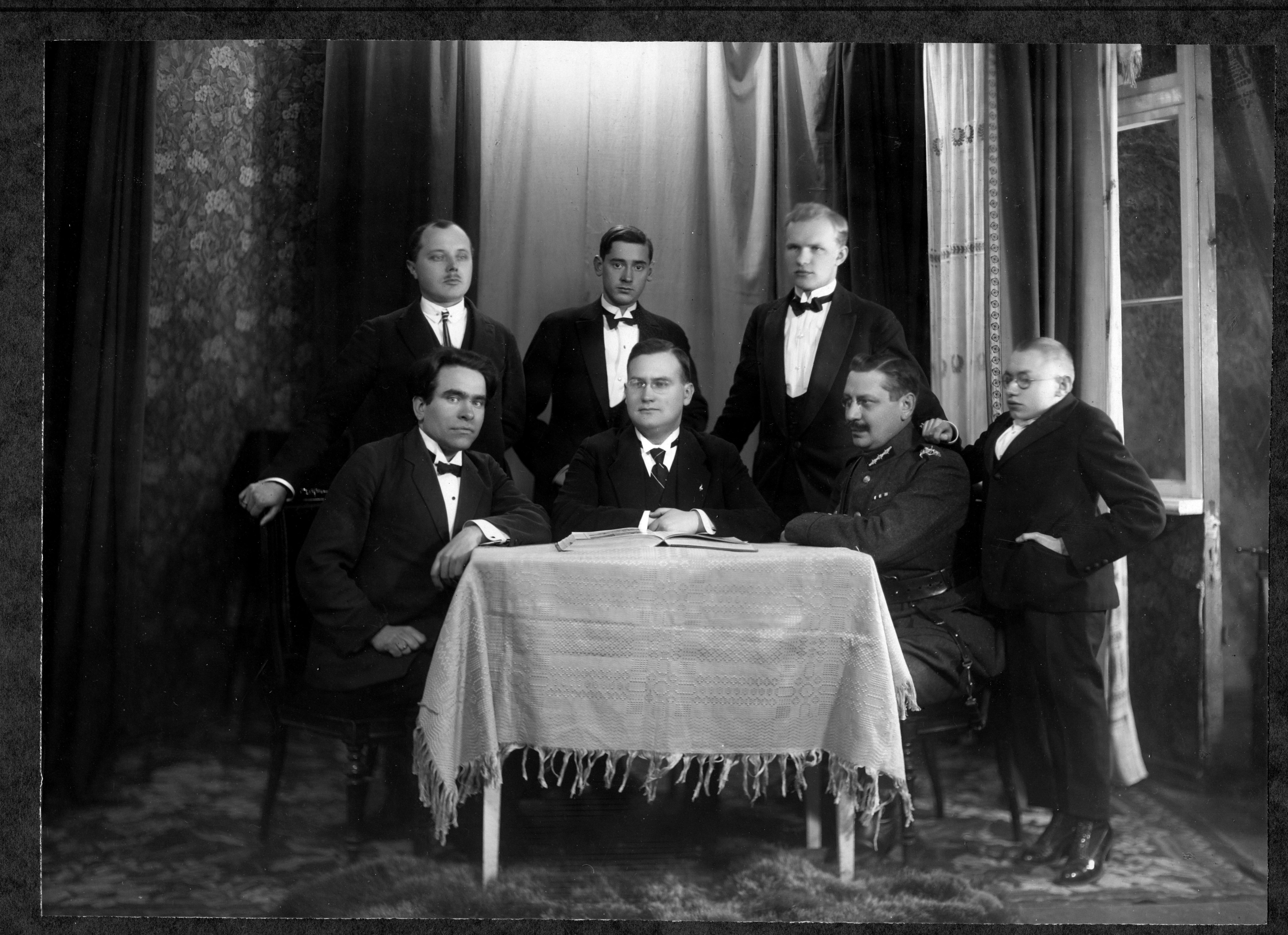 Hermanis Prūsis Mūzikas veicināšanas biedrības valdē