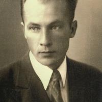 Portrait of Pēteris Ļubkāns