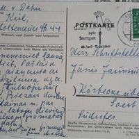 Martas fon Dēnas-Grubes rokraksts