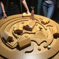 """Interaktīva spēle Raiņa muzejā """"Tadenava"""""""