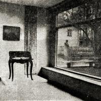 Stūrītis Aspazijas istabā