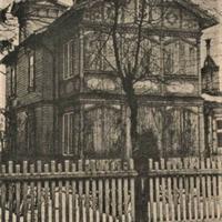 Aspazijas māja Dubultos