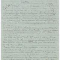 Jāņa Grestes vēstule (pirmā daļa)