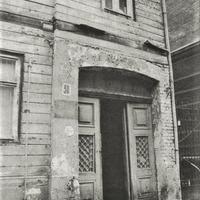 Raiņa un Aspazijas māja 2000. gadā
