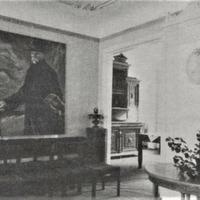 Raiņa un Aspazijas viesistaba
