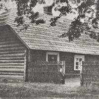 """""""Rumbiņu"""" mājas pēc atjaunošanas 1993. gadā"""