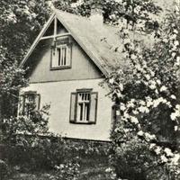 Andreja Upīša māja Skrīveros