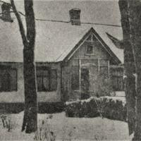 Andreja Upīša māja – muzejs