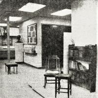 Raiņa un Aspazijas vasarnīcas galvenā ekspozīcijas zāle