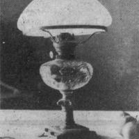 "Eduarda Veidenbauma darba galds ""Kalāčos"""