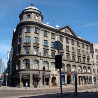 Ēka, kurā atrodas Krišjāņa Barona muzejs