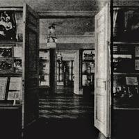 Iekštelpas Krišjāņa Barona muzejā