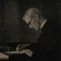 Staņislavs Škutāns savā mūka istabā Romā.
