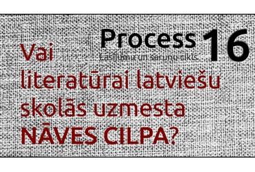 Vai literatūrai latviešu skolās uzmesta nāves cilpa?