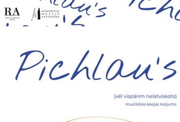 """Muzikāla dzejas performance Raiņa un Aspazijas mājā """"Pichlau's"""""""