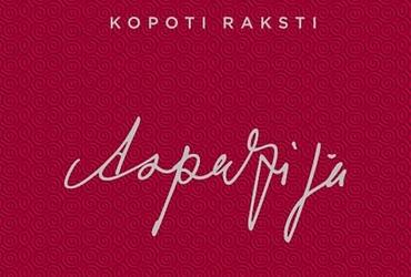Aspazijas Kopoto rakstu 2. sējuma atvēršana