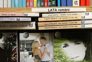 """Izdevniecība """"Latvijas Mediji"""" izsludina 2019. gada """"Lata romānu"""" konkursu"""