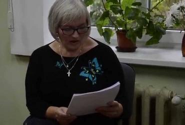 Tikšanās ar dzejnieci Janu Egli