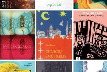 Atbalstu izdošanai ārvalstīs saņēmuši vairāk nekā 40 Latvijas literatūras darbi