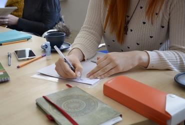 Pieteikšanās Piejūras pilsētu literārās akadēmijas programmai