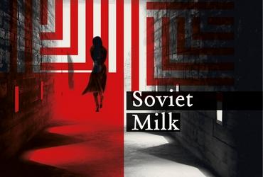 Nora Ikstena: Soviet Milk. Book opening