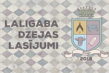 Latvijas Literatūras gada balva: dzejas lasījumi